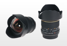 Samyang 14mm F2.8 IF ED MC Aspherical Canon and Nikon tested on DxOMark