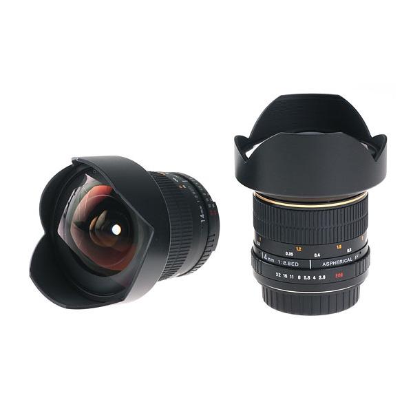 Samyang 14mm f2 8 if ed mc aspherical canon and nikon for Samyang 14mm nikon