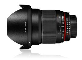 Samyang 16mm F2.0 ED AS UMC CS Sony mount lens review: Performance on a budget