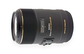 Sigma 105mm F2.8 EX DG OS HSM review: A serious 100mm macro competitor?