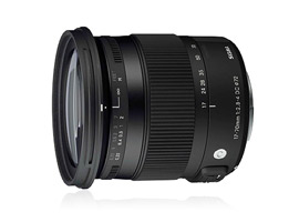 Sigma 17-70mm F2.8-4 DC Macro HSM C Sony and Pentax mount lens review: Smaller, lighter and improved uniformity