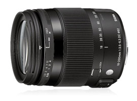 Sigma 18-200mm F3.5-6.3 DC Macro OS HSM C Canon mount lens review: Worthy upgrade?