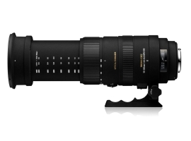 Sigma 50-500 mm f4.5-6.3 APO DG OS HSM Canon mount lens review: Modest price, good performance