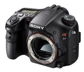 Sony A77, measurements and review of the world's first 24 MPix APS-C camera