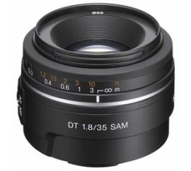 Sony DT 35mm F1.8 SAM: Test and review of an inexpensive Sony prime lens