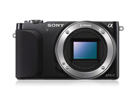 Sony NEX-3N review: Stylish replacement to NEX-F3