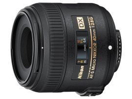 The latest Nikon macro prime lens put to the test: Nikon AF-S DX Micro NIKKOR 40mm f/2.8G