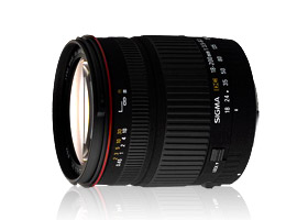 The Sigma 18-200 mm f/3.5-6.3 DC OS HSM II: A new stabilized super-zoom