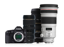 Which lenses should you choose for your Canon EOS 5D Mk III? – Part III: Telephotos