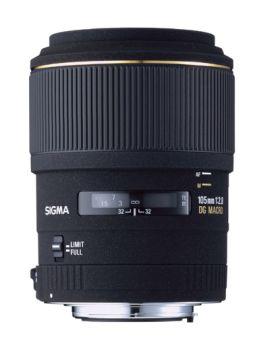 sigma 105mm f2.8 ex dg macro for canon & nikon mounts