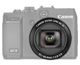 Canon PowerShot G1 X Lens