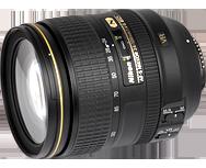 Nikon AF-S VR Zoom-Nikkor 24-120mm f/4G ED