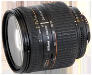 Nikon AF Zoom-Nikkor 24-85mm f/2.8-4D IF
