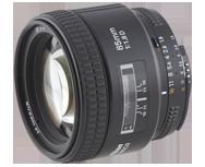 Nikon AF Nikkor 85mm f/1.8D