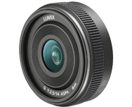 Panasonic LUMIX G 14mm / F2.5 II ASPH.