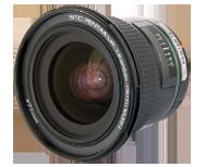 Pentax smc PENTAX DA 14mm F2.8