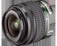 Pentax smc DA 18-55mm f/3.5-5.6 AL