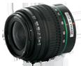 Pentax smc PENTAX DA 18-55mm F3.5-5.6 AL II