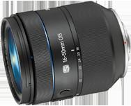 Samsung NX 16-50mm F2.0-2.8 S ED OIS