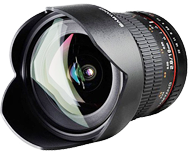 Samyang 10mm F28 ED AS NCS CS Canon
