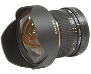 Samyang 14mm f/2.8 IF ED UMC Aspherical Canon