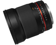 Samyang 16mm f/2.0 ED AS UMC CS Canon