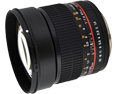 Samyang 85mm f/1.4 Aspherique IF Pentax