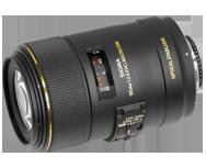 Sigma 105mm F2.8 EX DG OS HSM Nikon