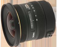 Sigma 10-20mm F3.5 EX DC HSM Sony