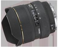 Sigma 12-24mm F4.5-5.6 EX DG ASP HSM Canon