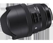 Sigma 12-24mm F4 DG HSM A Nikon