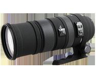Sigma 150-500mm F5-6.3 APO DG OS HSM Canon