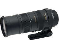 Sigma 150-500mm F5-6.3 APO DG OS HSM Sony
