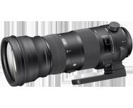 Sigma 150-600mm F5-6.3 DG OS HSM S Canon