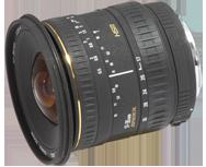 Sigma 17-35mm F2.8-4 EX Aspherical HSM Canon