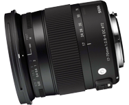 Sigma 17-70mm F2.8-4 DC MACRO OS HSM C Canon