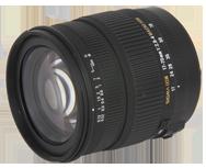 Sigma 17-70mm F2.8-4 DC Macro OS HSM Canon