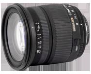 Sigma 17-70mm F2.8-4.5 DC Macro HSM Nikon