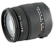 Sigma 18-125mm F3.8-5.6 DC OS HSM Canon