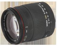 Sigma 18-200mm F3.5-6.3 DC Canon