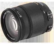Sigma 18-250mm F3.5-6.3 DC OS HSM Nikon