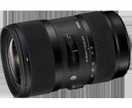Sigma 18-35mm F1.8 DC HSM A Canon