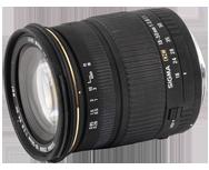 Sigma 18-50mm F2.8 EX DC Macro Canon