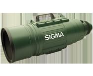 Sigma 200-500mm F2.8 APO EX DG Canon