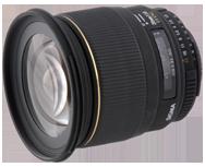 Sigma 20mm F1.8 EX DG ASP RF Nikon