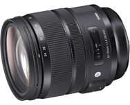 Sigma 24-70mm F2.8 DG OS HSM A Canon
