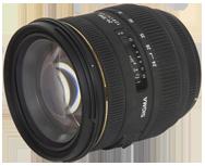 Sigma 24-70mm F2.8 IF EX DG HSM Canon