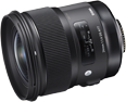 Sigma 24mm F1.4 DG HSM A Nikon