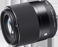 Sigma 30mm F1.4 DC DN C Sony E