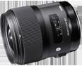 Sigma 35mm F1.4 DG HSM A Pentax